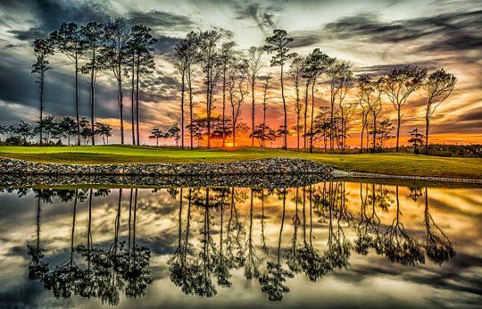Palmer-Lake---Sunset